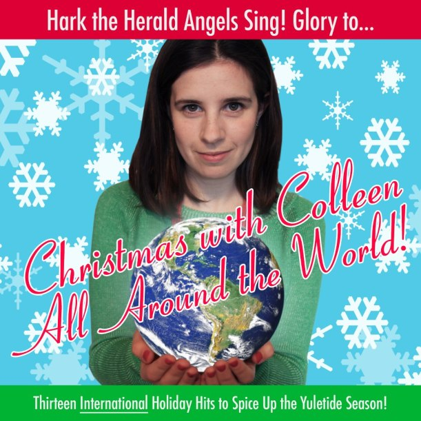 christmas with colleen all around the world